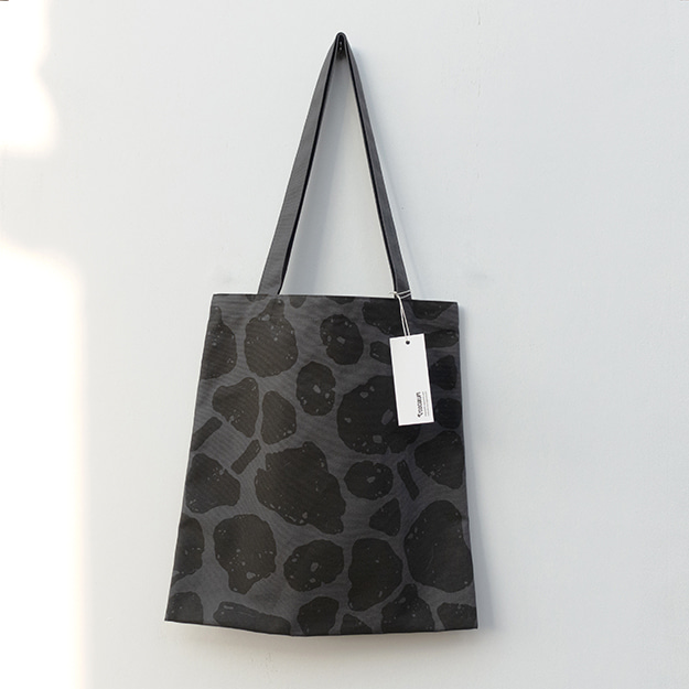 제주 돌 패턴 가방 Stone in Jeju Pattern Bag